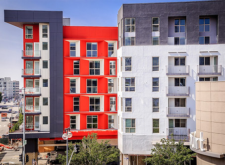 Newish Downtown LA Rentals Command $115 Million