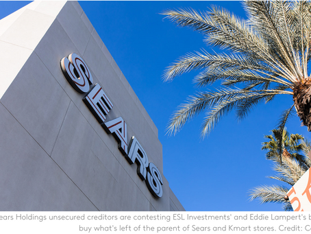 Creditors Claim Sears Holdings is a Lost Cause, Blame ESL, Lampert for Downfall