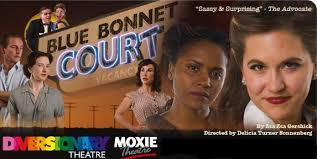 Helen Burke in BLUEBONNET COURT