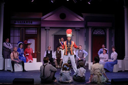 Maud in THE MUSIC MAN