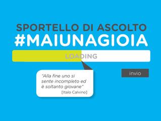 Adolescenza? #maiunagioia