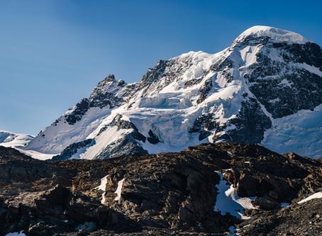 Jak se fotí alpinismus: Breithorn traverz