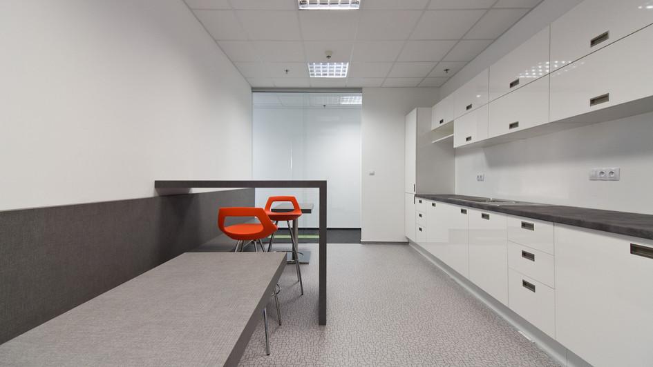 Interiors by Architekti CCA
