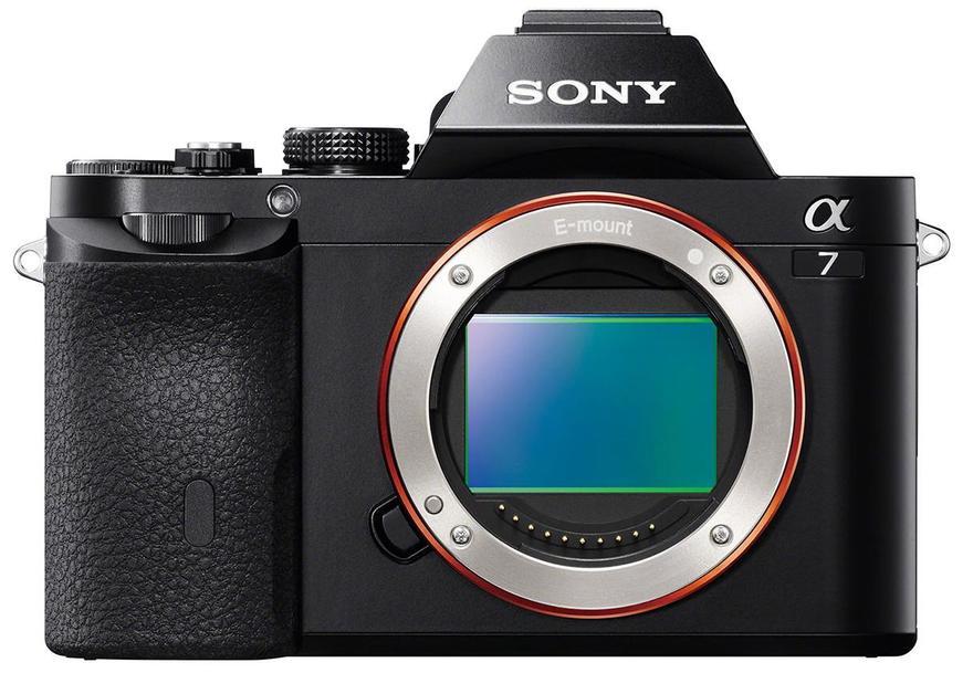 Fullframe bezzrcadlovka Sony a7