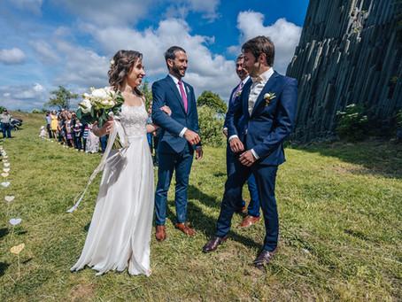 V+Z wedding