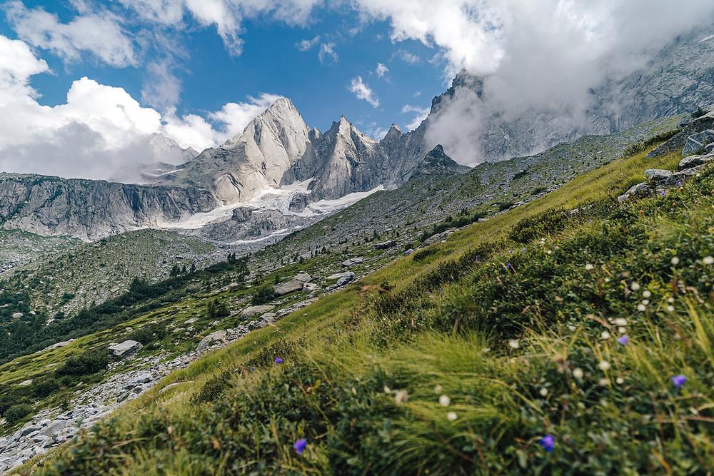 Piz Badile (3 308 m)