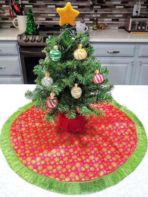 Cake Pop Christmas Tree