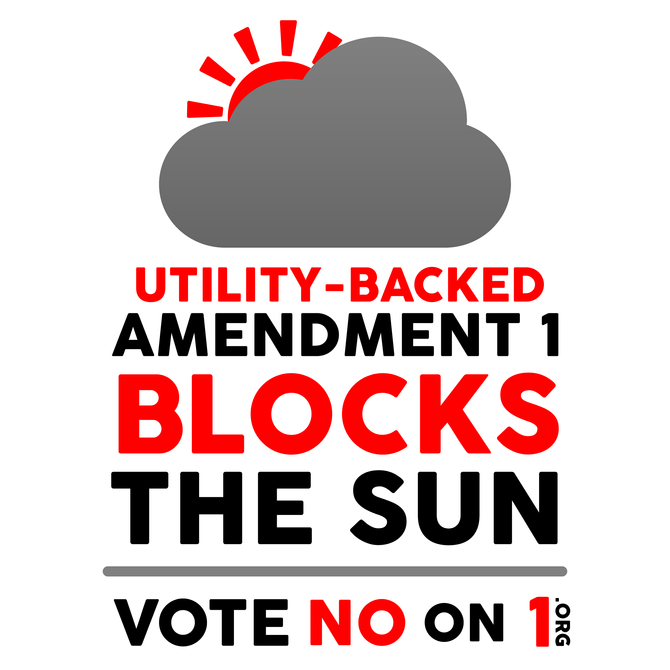 Why No on Florida's Amendment 1 in 2016