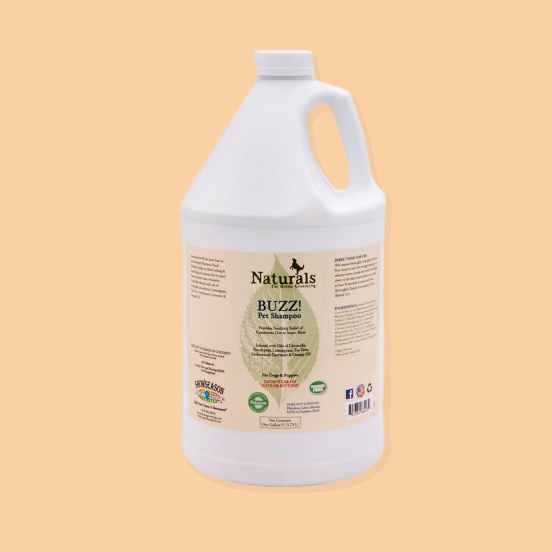 Gallon Naturals, Buzz! Pet Shampoo