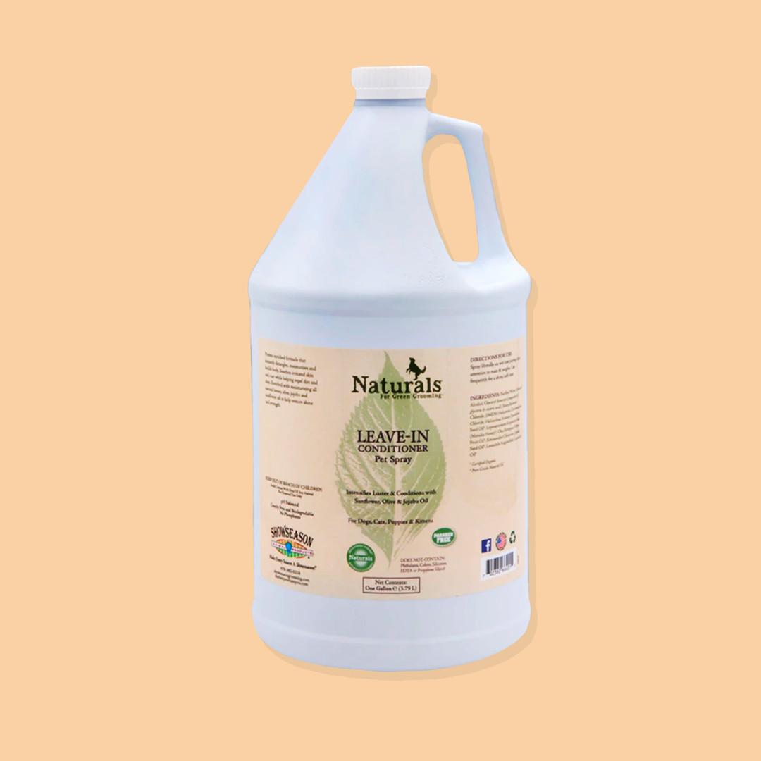Gallon Naturals, Leave-In Pet Conditioner