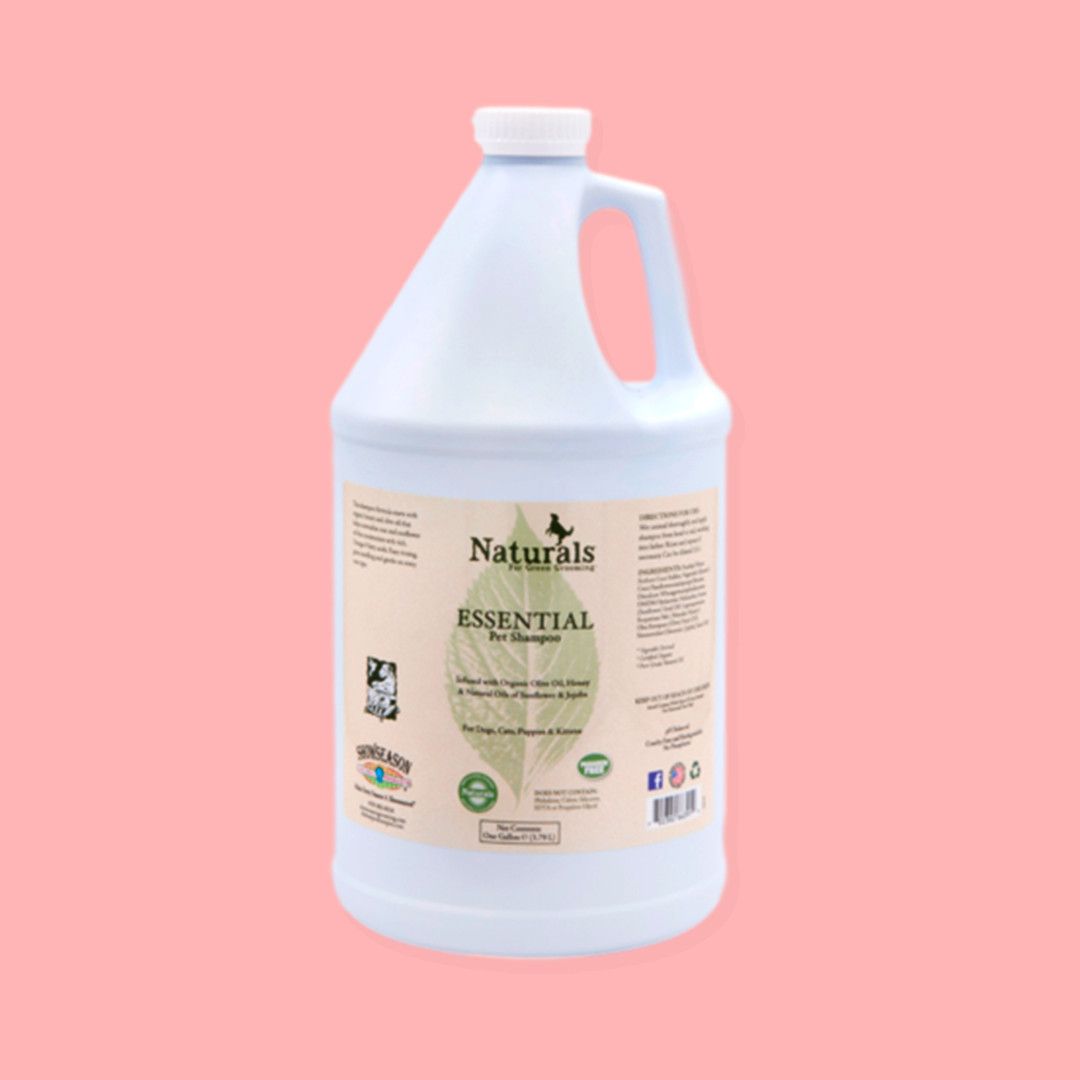 Gallon Naturals, Essential Shampoo