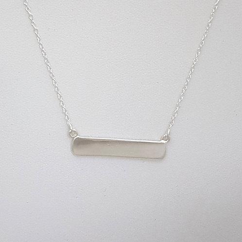 PE204 Silver pendant