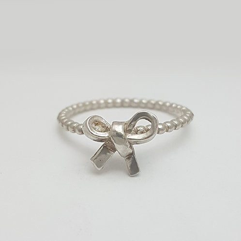 S010- Silver Ring