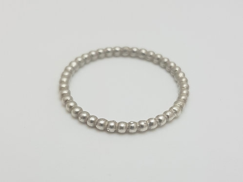 S002 - Silver Ring