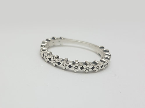 S005- Silver Ring
