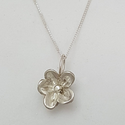P04 - Flower Pendant