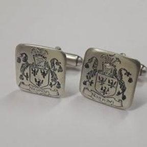 C25 - Crest Engraved