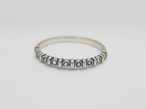 S007- Silver Ring