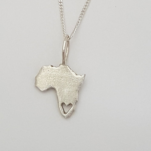 P05 - Small Africa Pendant