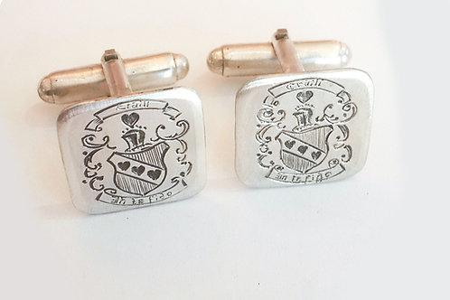 C26 - Crest Engraved