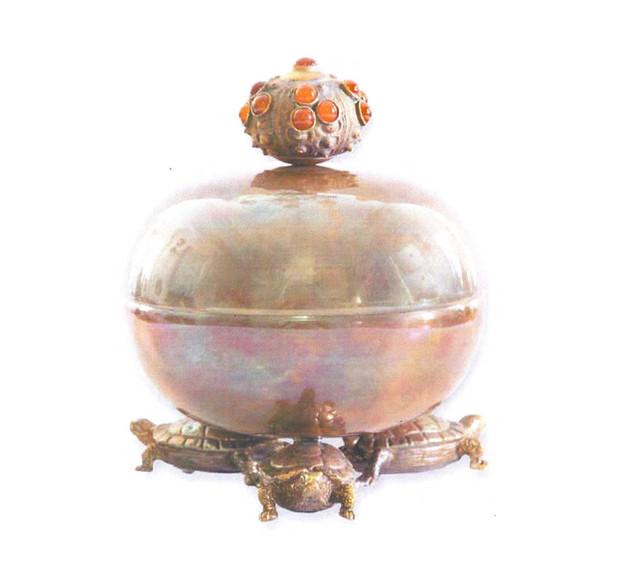 Sea Urchin Globe