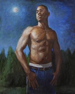 Moe in Moonlight