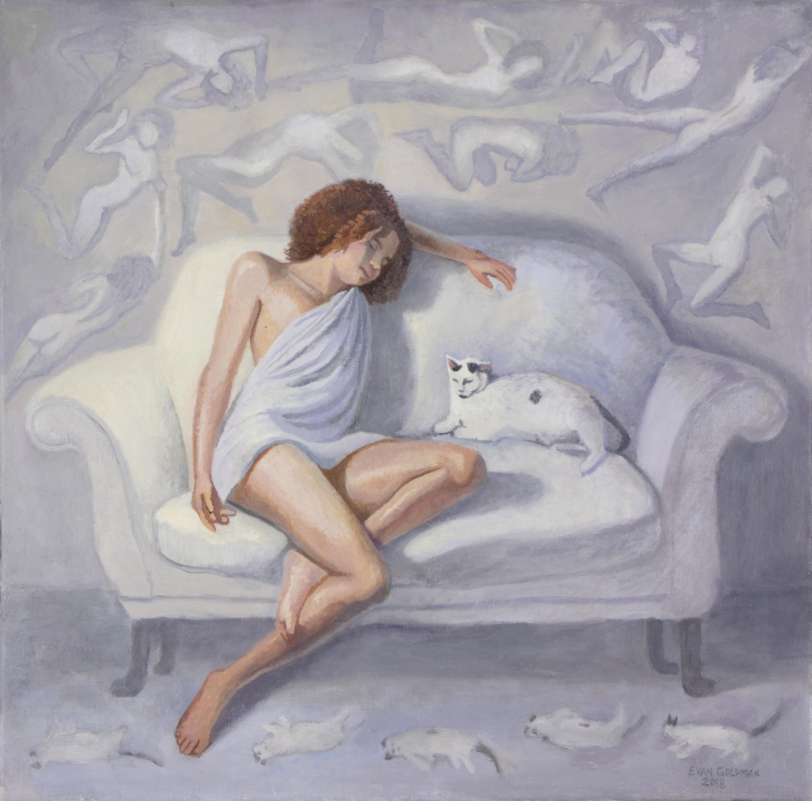 Olivia and Princess Dreaming