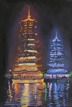 Night Towers (China)