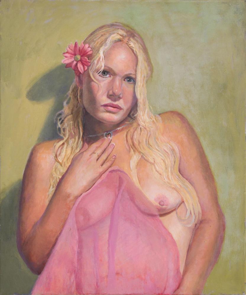 Jillian in Pink