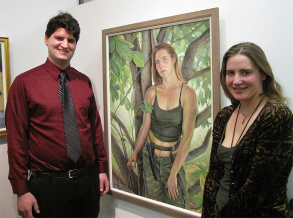Orchard Gallery Solo Show, 2010