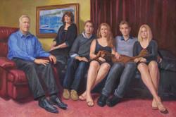 The Burton Family