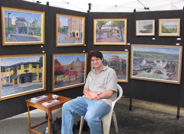 Bethesda Artist Market, 2010