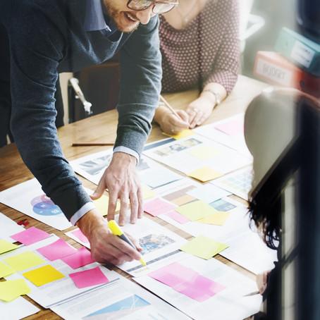 Ist die Zukunft der Arbeit - Projektarbeit?
