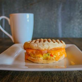 Western Breakfast sandwich