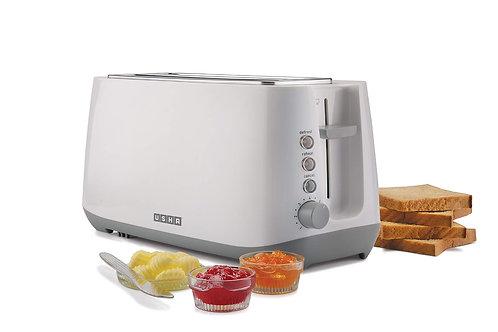 Usha PT3740 1400W 4 Slice Pop Up Toaster (Grey)