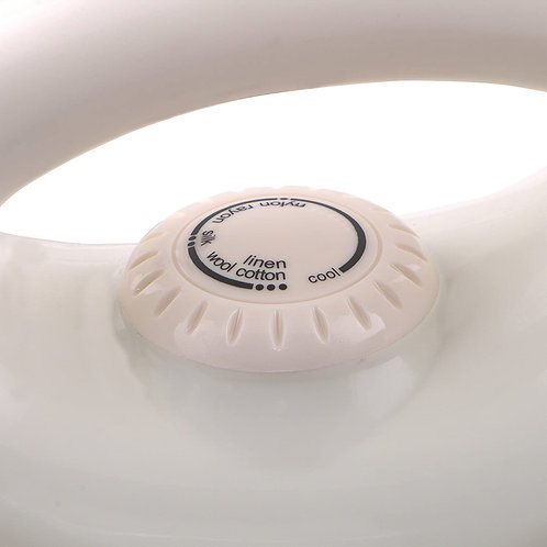 Morphy Richards Desira 1000-Watt Dry Iron (Off White)