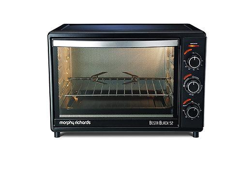 Morphy Richards OTG Besta 52-Litre Oven Toaster Grill (Black)