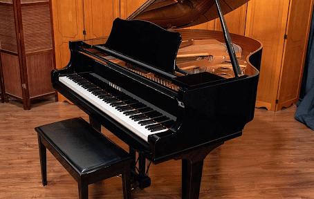 The Origin of Piano