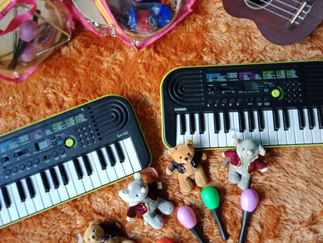 Choosing the Right Musical Instruments for Your Child's First Music Lesson