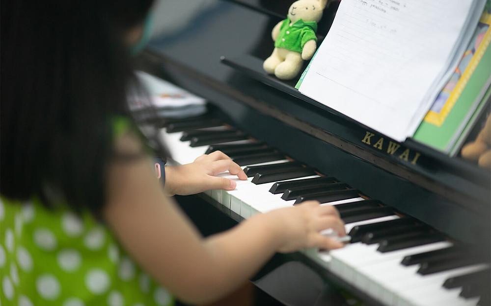 Kursus Piano Jakarta