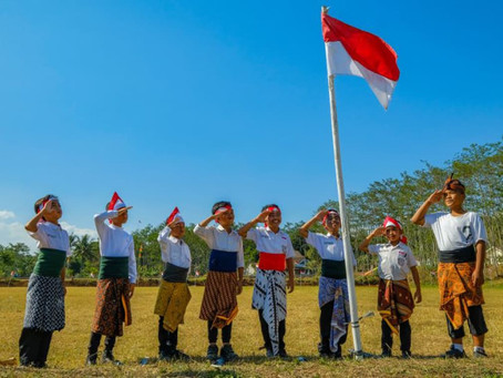 The Great Indonesia and W.R. Supratman