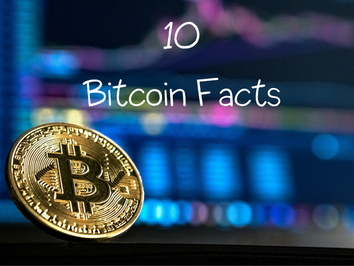 10 Bitcoins Facts