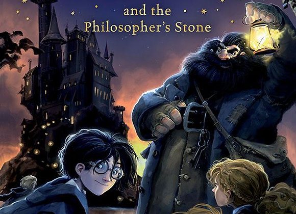 Harry Potter and the Philosopher's Stone  (English, Paperback, Rowling J. K.)