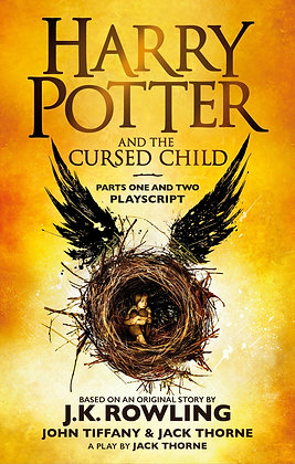 Harry Potter and the Cursed Child - Parts One and Two Paperback