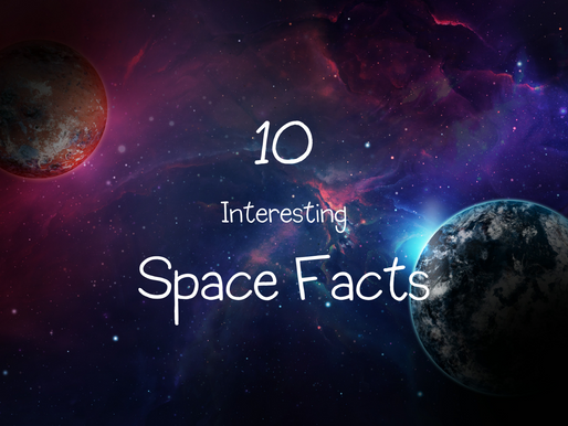10 Interesting Space Facts