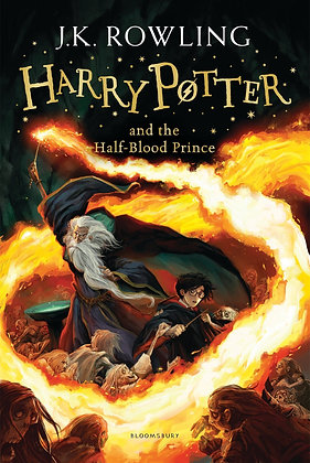Harry Potter and the Half Blood Prince Paperback (J.K. Rowling)