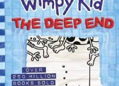 Diary of a Wimpy Kid: The Deep End (Book 15)  (English, Hardcover, Kinney Jeff)