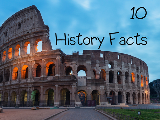 20 History Facts