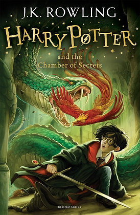 Harry Potter and the Chamber of Secrets (Harry Potter 2) Paperback- J.K. Rowling