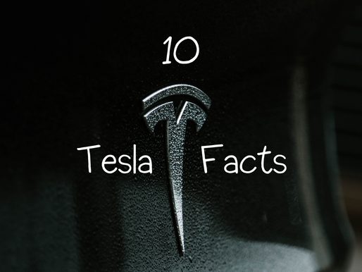 10 Tesla Facts
